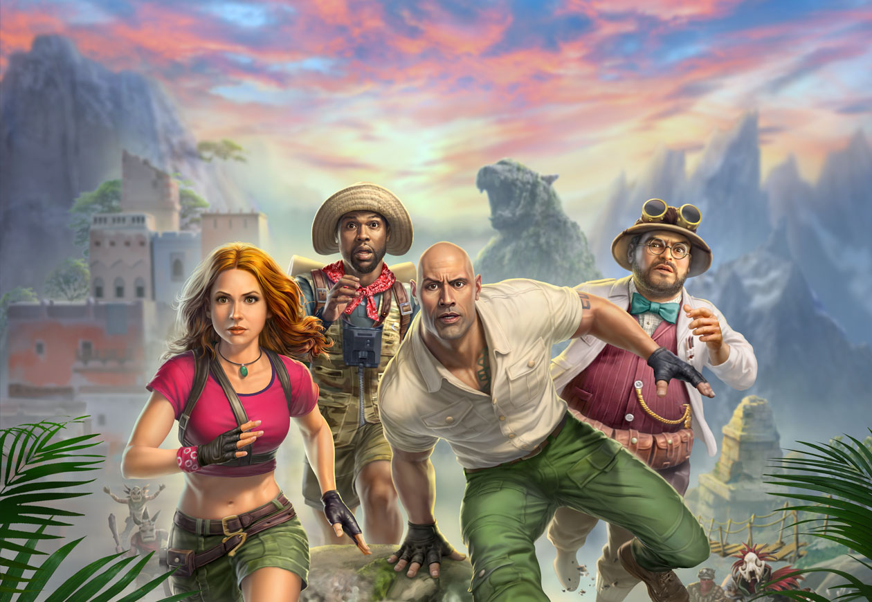 JUMANJI: The Video Game - Outright Games