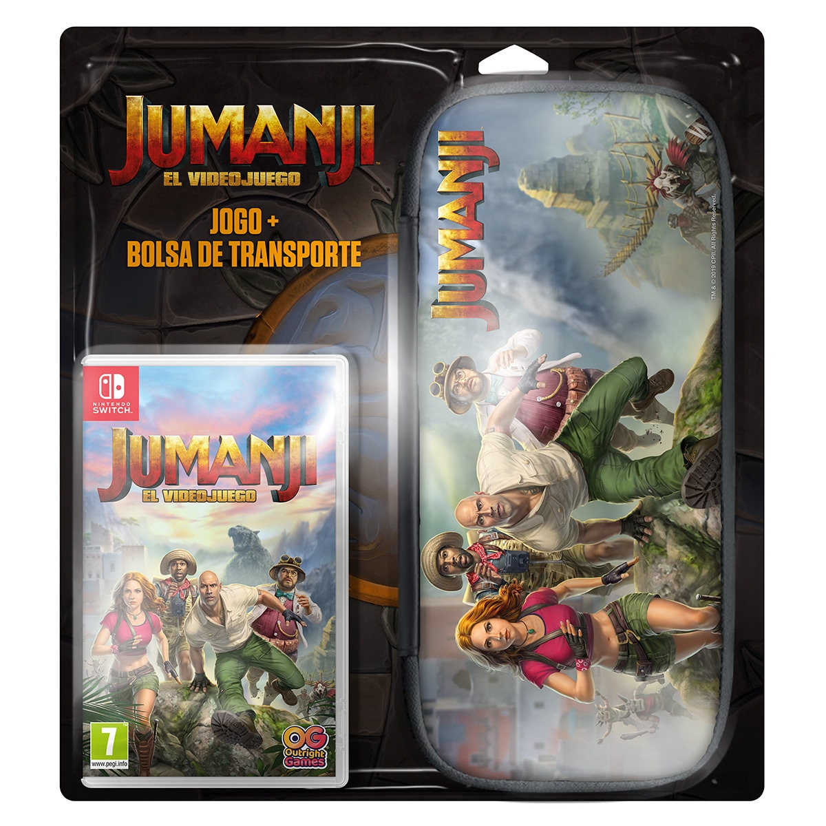 JUMANJI BUNDLE