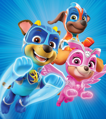 PAW PATROL MIGHTY PUPS: SAVE ADVENTURE BAY