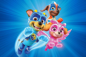 Paw Patrol Mighty Pups Featured Image