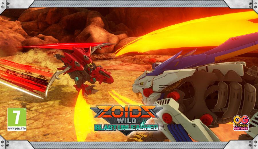 Zoids wild blast unleashed thumbnail