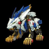 Zoids Wild Blast Unleashed Character
