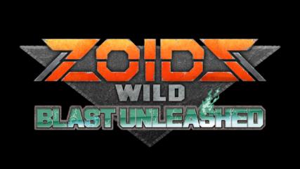 Zoids Wild Blast Unleashed Logo