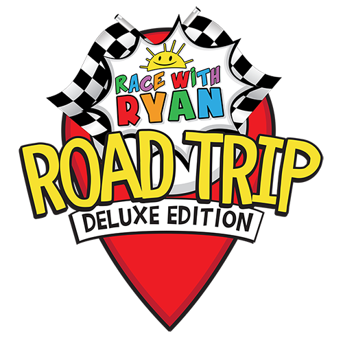 Race with Ryan Deluxe Logo