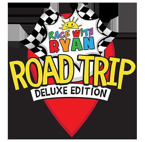 Race with Ryan Deluxe Logo
