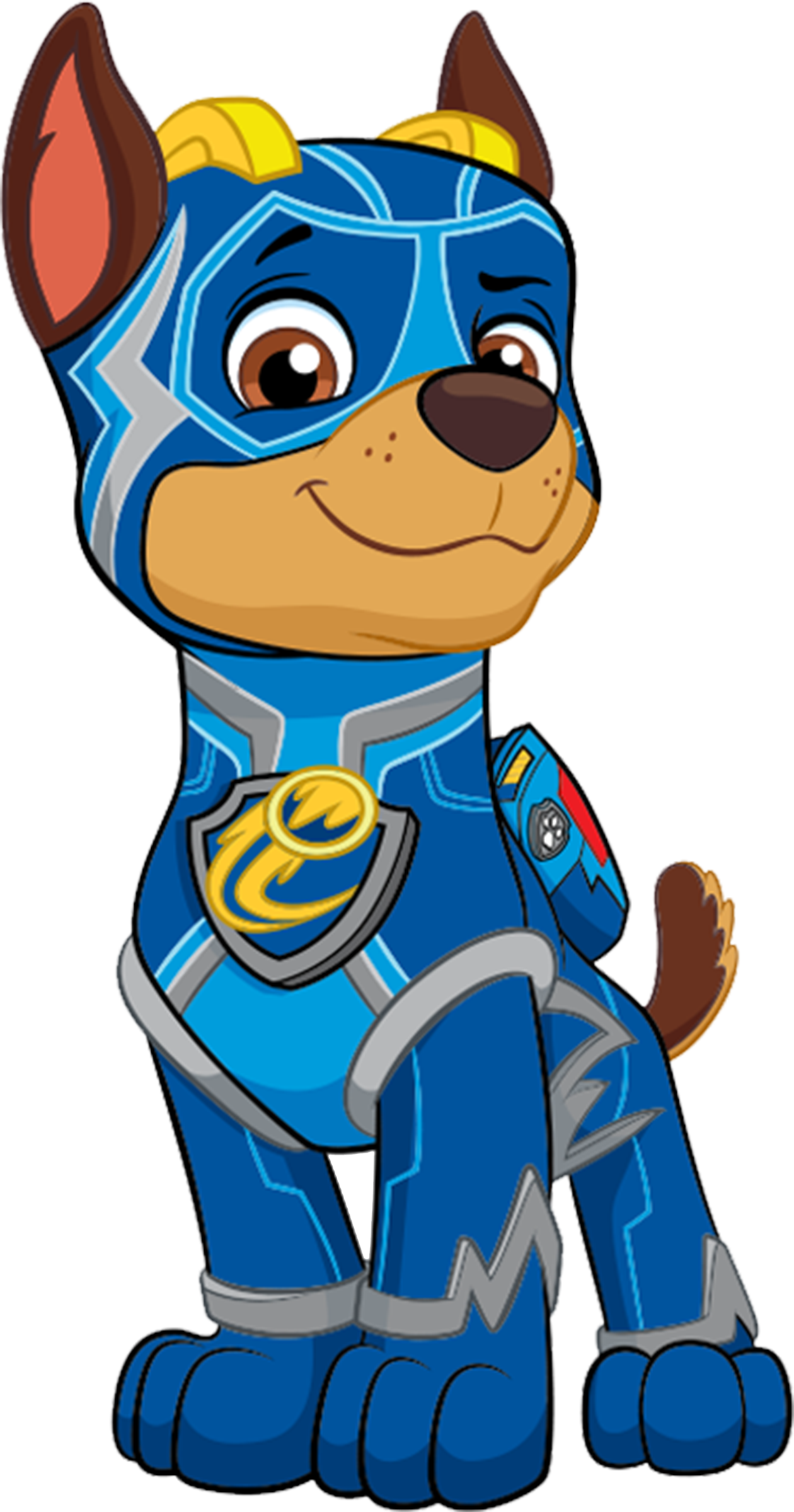 CHASE PAW PATROL MIGHTY PUPS