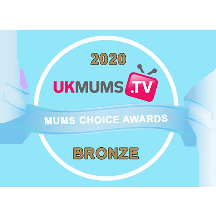 Mums Choice Awards Badge - Bronze V3 big