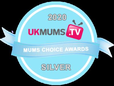Mums Choice Awards Badge - Silver V3