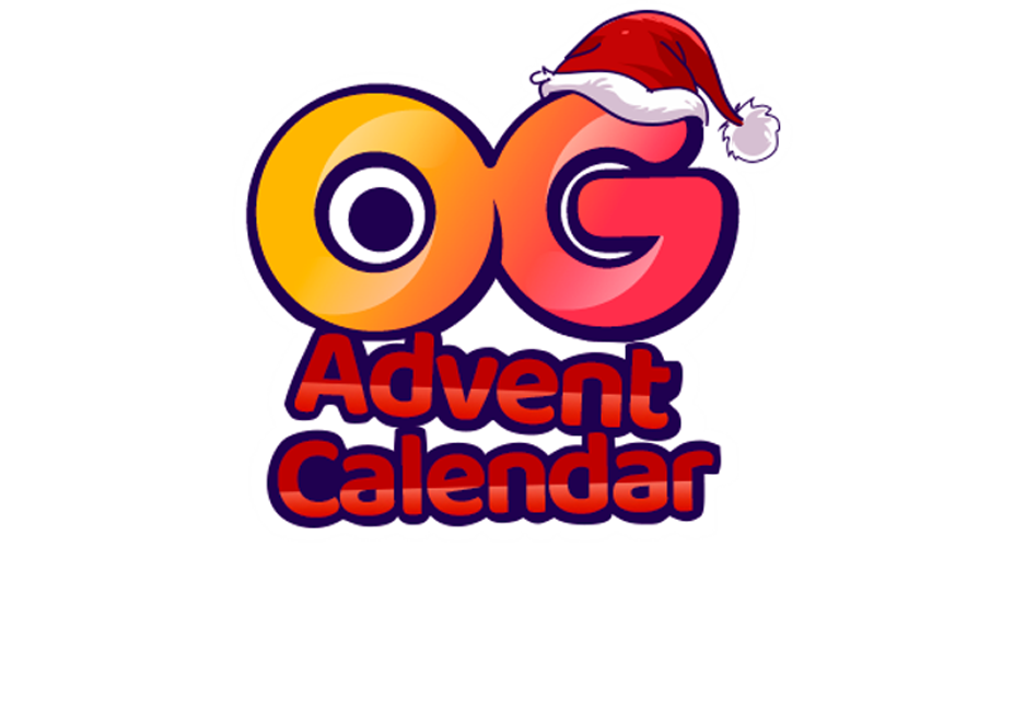 OG Advent Calendar logo web