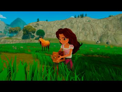 Spirit game feature 3