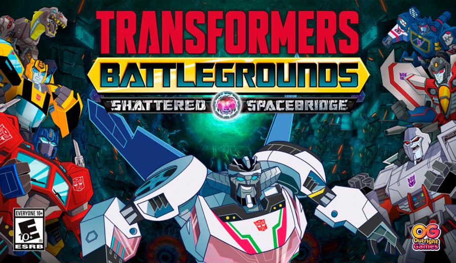 Transformers Shattered Spacebridge thumbnail USA