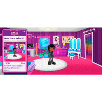 Bratz Game Feature 1