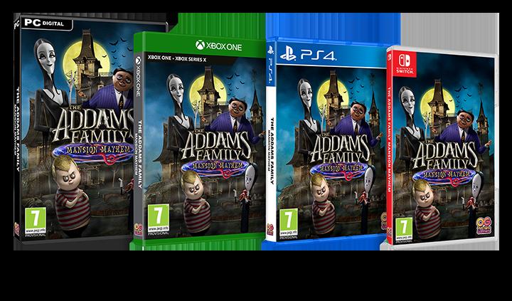 Addams Family Packshot SP_3H-PC_XB1-PS4-NS_NS