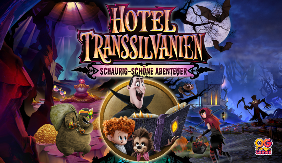 Hotel Transylvania: Scary-Tale Adventures Will Arrive On ...