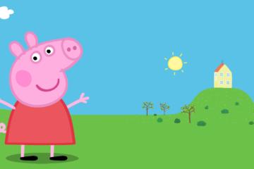 KEY ART PEPPA PIG
