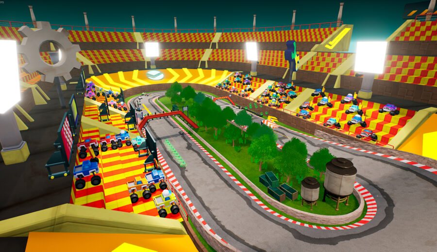 Overdrive Event 03 Blaze Screenshot