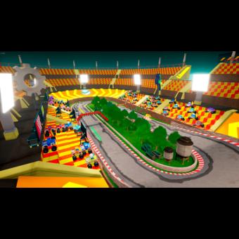 Overdrive Event 03 Blaze Screenshot game feature resize