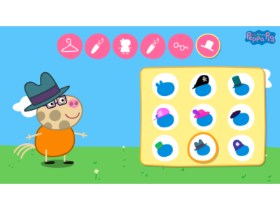 Peppa Pig game feature 1
