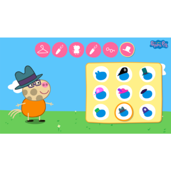 Peppa Pig game feature 1 SP