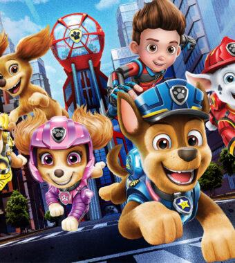 La Patrulla Canina: La película La llamada de Ciudad Aventura