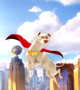 DC LEAGUE OF SUPERPETS: THE ADVENTURES OF KRYPTO AND ACE